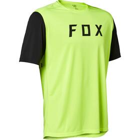 Fox Ranger Fox Maglietta a Maniche Corte Uomo, giallo